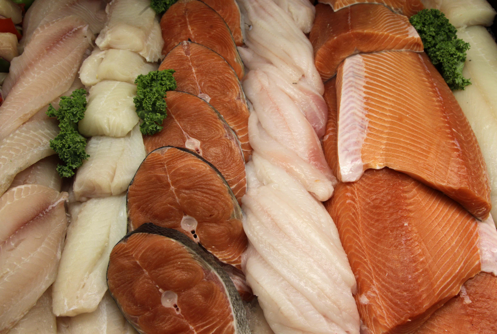 Salmon and many types of fish are rich in beneficial omega-3 fatty acids, but some popular species – among them swordfish, king mackerel, shark and some tuna – are heavy in mercury that can pose risks to pregnant women, young children and other vulnerable groups.