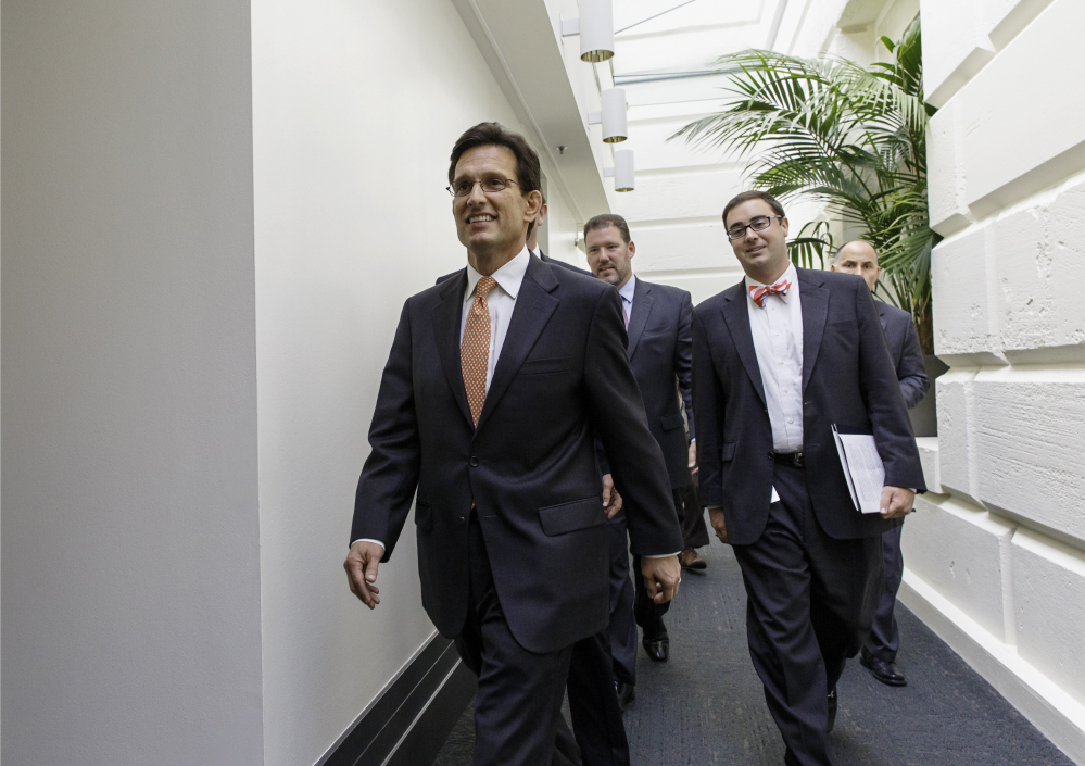 Emboldened conservatives are promising to make themselves heard on Capitol Hill like never before in the wake House Majority Leader Eric Cantor's surprise defeat to an unknown with tea-party backing.