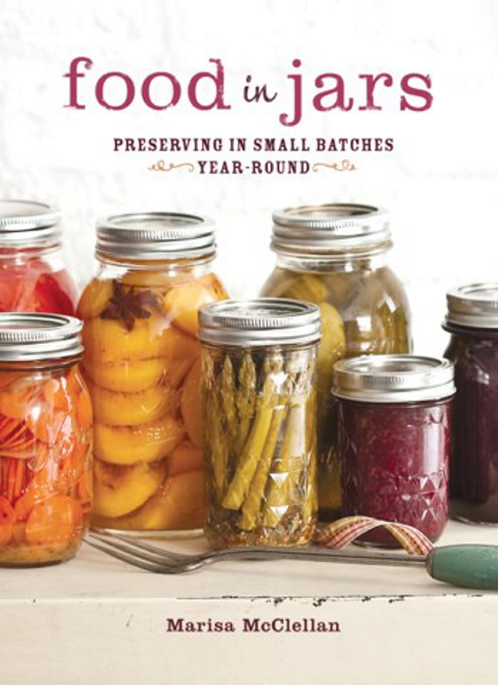"""Food in Jars: Preserving in Small Batches Year-Round,"" is especially good for intermediate city- or apartment-dwelling canners."