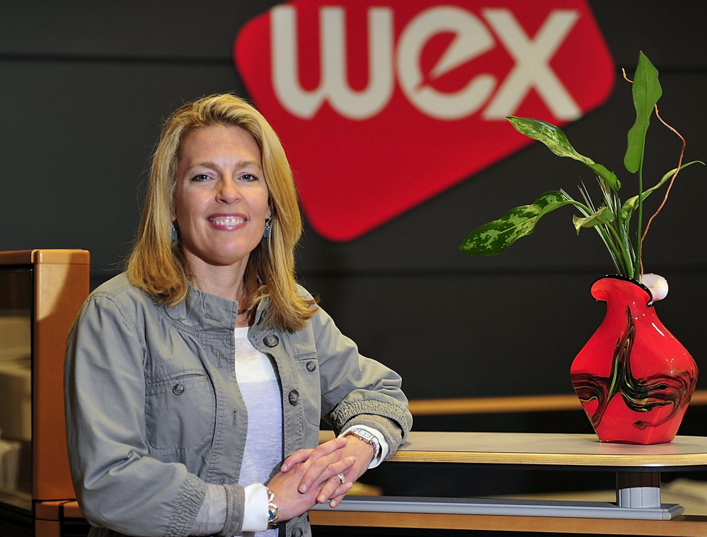 Melissa Smith, WEX CEO, says the company expects to see growth in its health care and international markets.