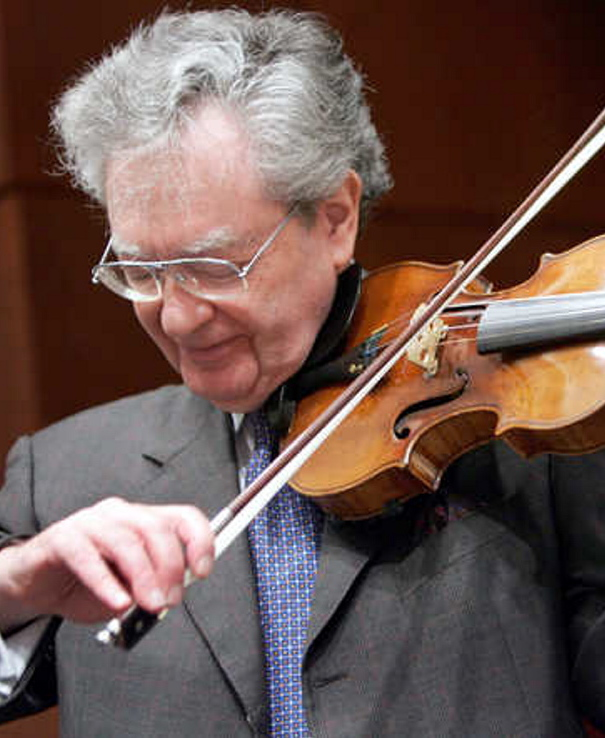 Bowdoin International Music Festival Director and co-founder Lewis Kaplan to step down after 50 years of leadership. Courtesy photo