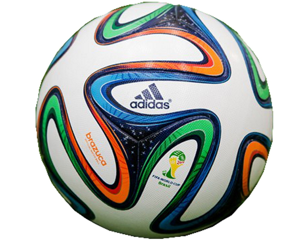 Adidas says that the ball it developed for this year's World Cup – the Brazuca – is an upgrade over the ball used in South Africa in 2010, offering superior grip, touch, stability and aerodynamics.