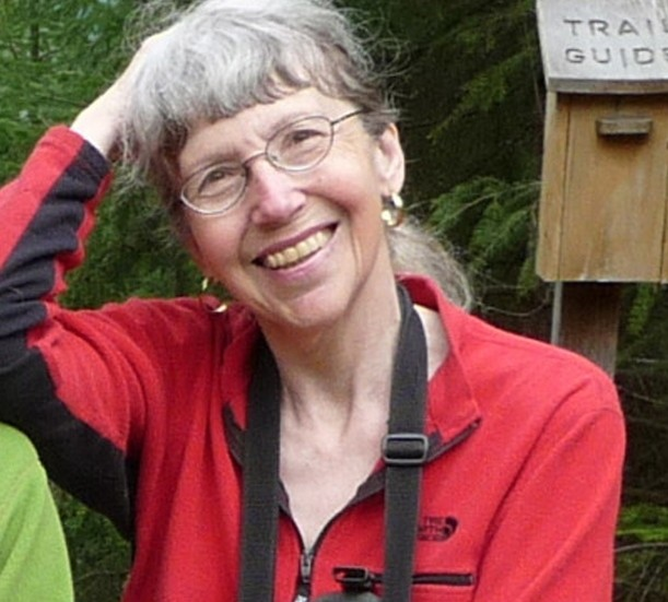 Karen Sykes, a 70-year-old journalist and author, was missing for three days before the body of a woman was found in the area targeted by searchers in Mount Rainier National Park on Friday.
