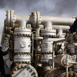 Iraq's rich oilfields have been targeted by ISIL and it's leader, Abu Bakr al-Baghdadi. The group, which is believed to be worth at least $2 billion, has been siphoning off some of Iraq's oil wealth, including smuggling oil and extorting money from industry contractors.