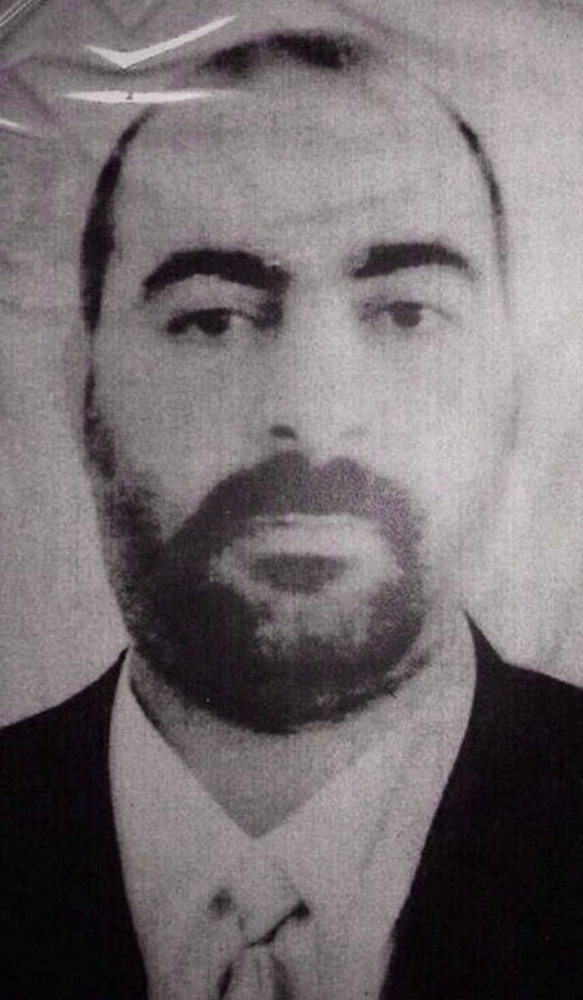 Abu Bakr al-Baghdadi became head of the Islamic State of Iraq and Syria, in 2010.