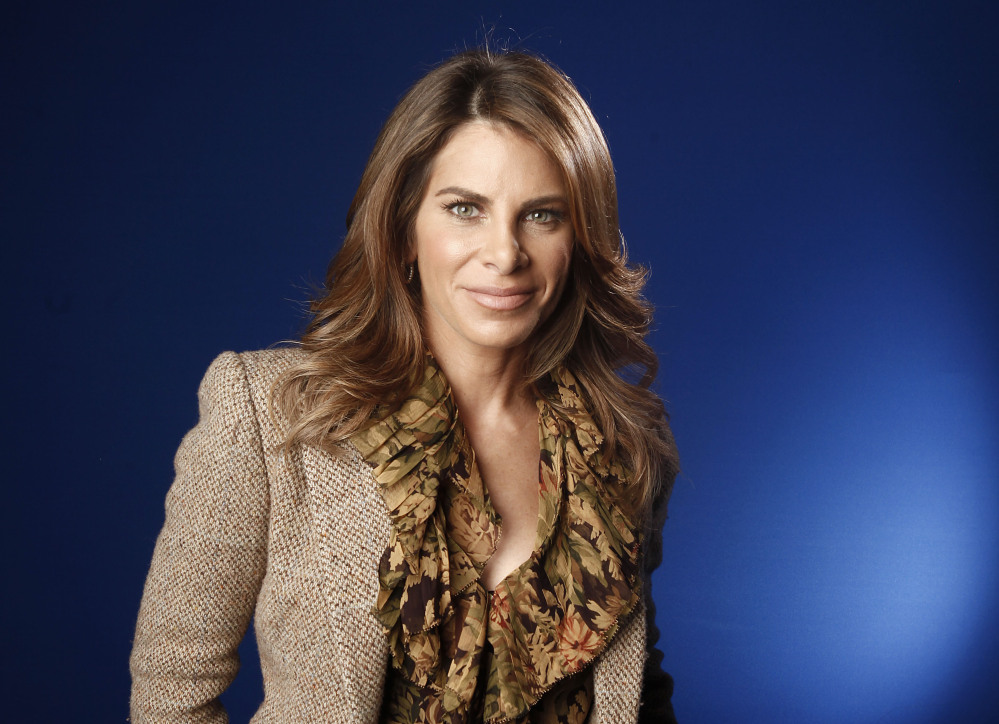 Fitness guru Jillian Michaels.