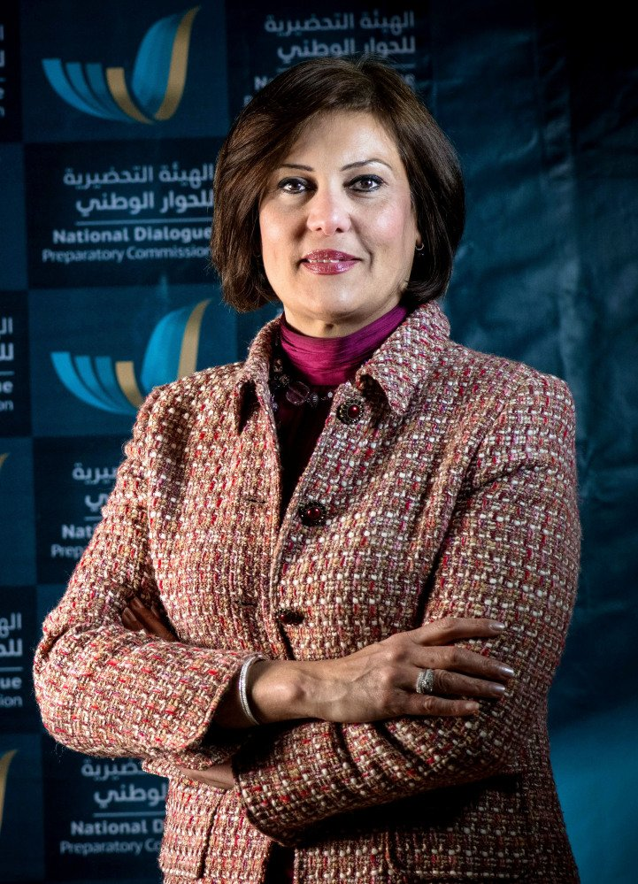 Salwa Bugaighis, who died on Wednesday, was one of Libya's prominent female activists.