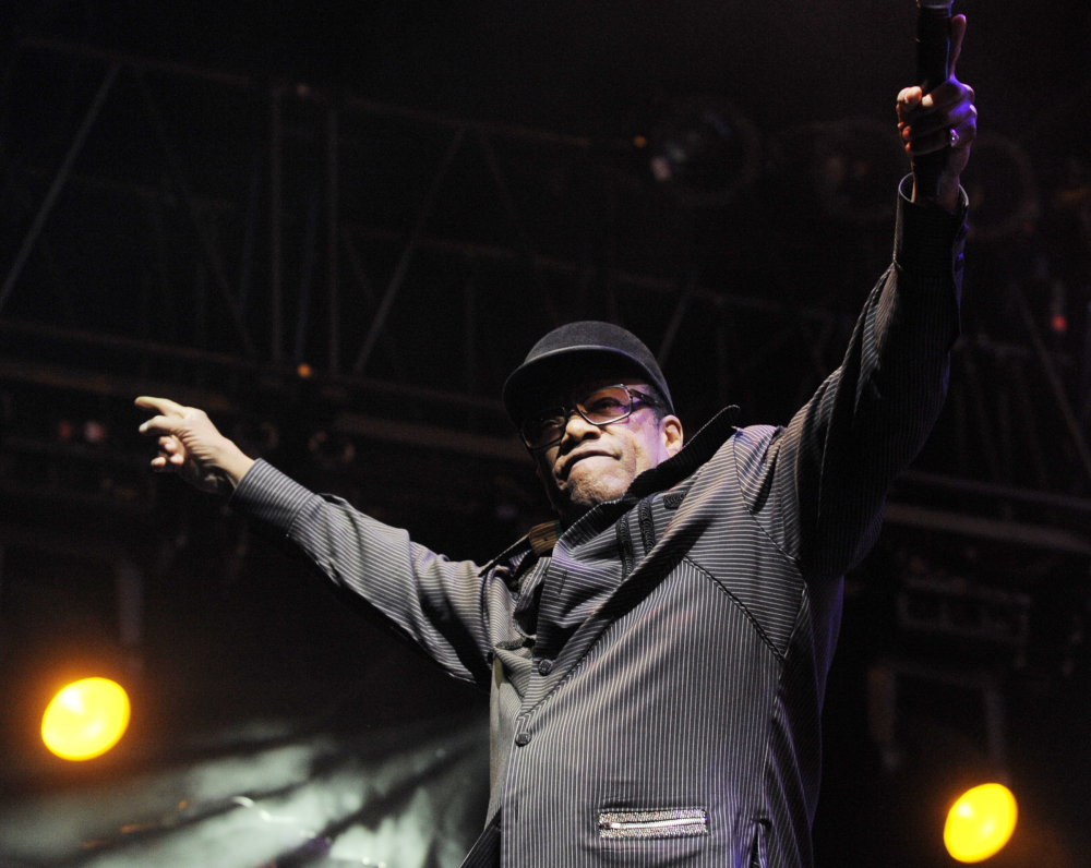Singer Bobby Womack, 70, a colorful and highly influential R&B singer-songwriter who impacted artists from the Rolling Stones to Damon Albarn, has died.