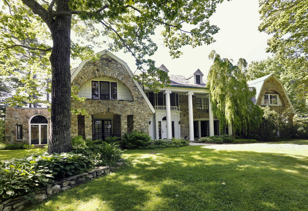 The University of Southern Maine primarily uses the Stone House to house a master's program in creative writing.