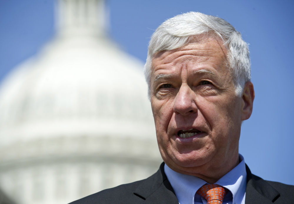 U.S. Rep. Mike Michaud is the ranking Democrat on the House Veterans' Affairs Committee, which oversees activities of the VA.