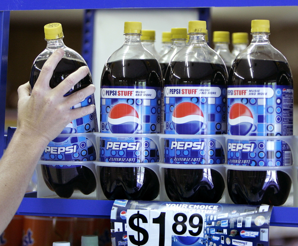 The Associated Press A ban on the purchase of sugar-sweetened drinks with food stamps would eventually translate to reduced obesity rates, researchers say.