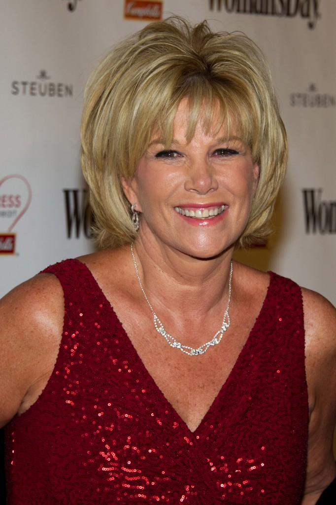 Joan Lunden, former host of 'Good Morning America,' disclosed this week that she has breast cancer.