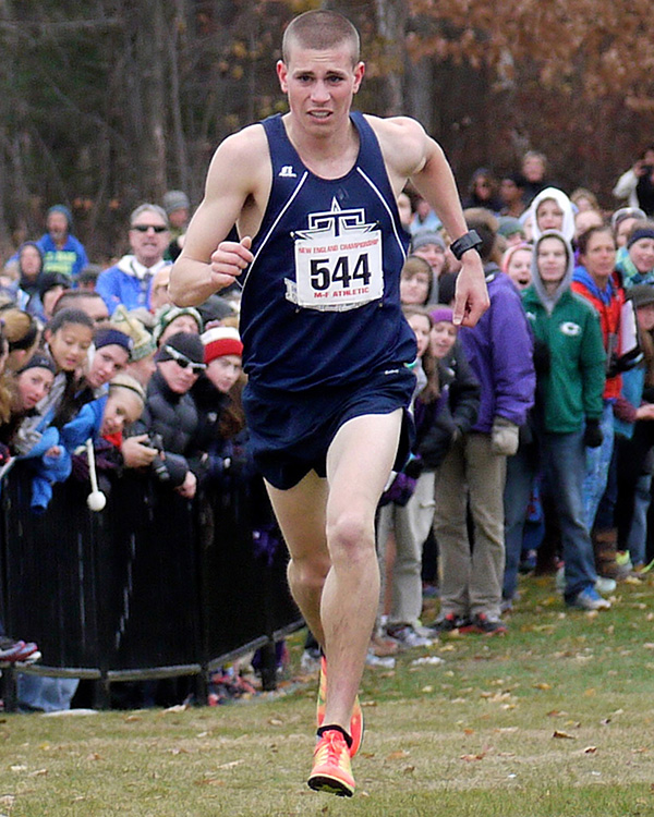 Boys' Cross Country: Josef Holt-Andrews from Telstar High School.
