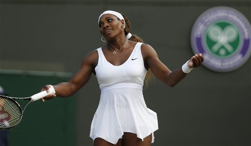 Serena Williams, the top women's seed going into this year's tournament in London, has won Wimbledon five times, the last in 2012. File Photo/The Associated Press