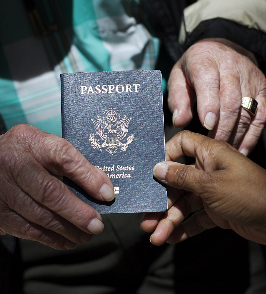 Getting Passport With Lost Naturalization