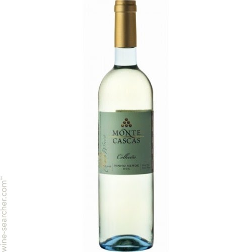 Monte Cascas Vinho Verde. Courtesy photo