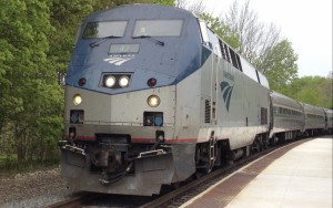 The Amtrak Downeaster Press Herald file photo