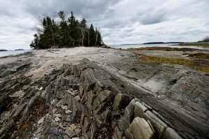 West Gosling Island in Harpswell is one of several sites the Maine Coast Heritage Trust has worked to protect. The organization's president says Gov. Paul LePage's plan to personally choose which conservation and public easement projects get state funding is concerning.