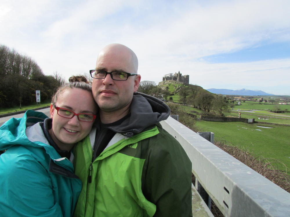 Hannah Pillsbury, shown with her boyfriend, Job FitzGerald, jumped into the Kennebec River to help a man in the water.