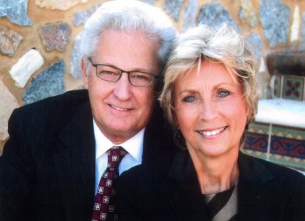 In this 2006 photo provided by Hobby Lobby are David and Barbara Green, co-founders of the Oklahoma-based Hobby Lobby chain of arts-and-craft stores, at their home near Oklahoma City. The U.S. Supreme court ruled 5-4 Monday, June 30, 2014 that requiring closely-held companies such as Hobby Lobby to pay for methods of women's contraception to which they object violates the corporations' religious freedom. (AP Photo/Hobby Lobby)