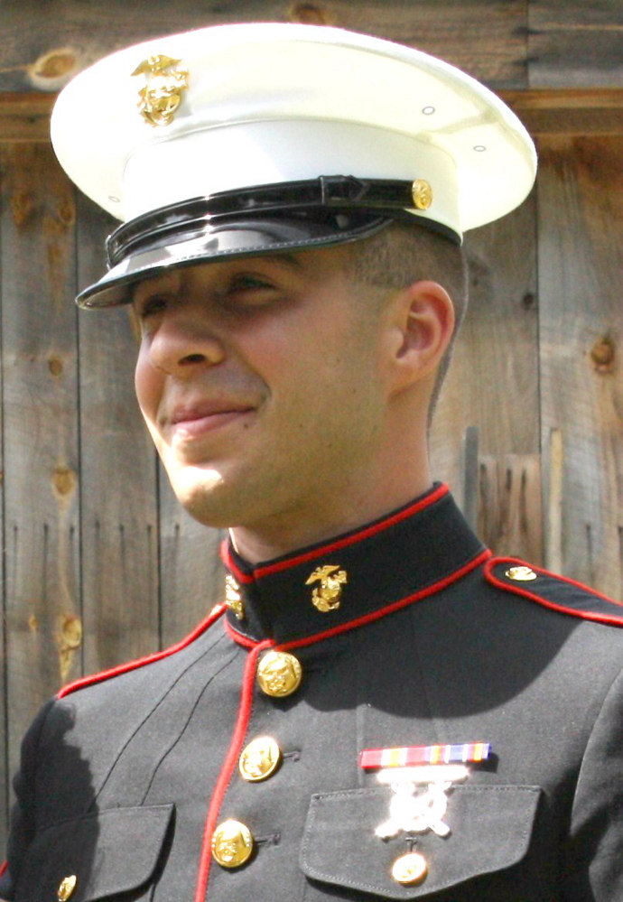 Robert C. Richardson III did two tours in Afghanistan.
