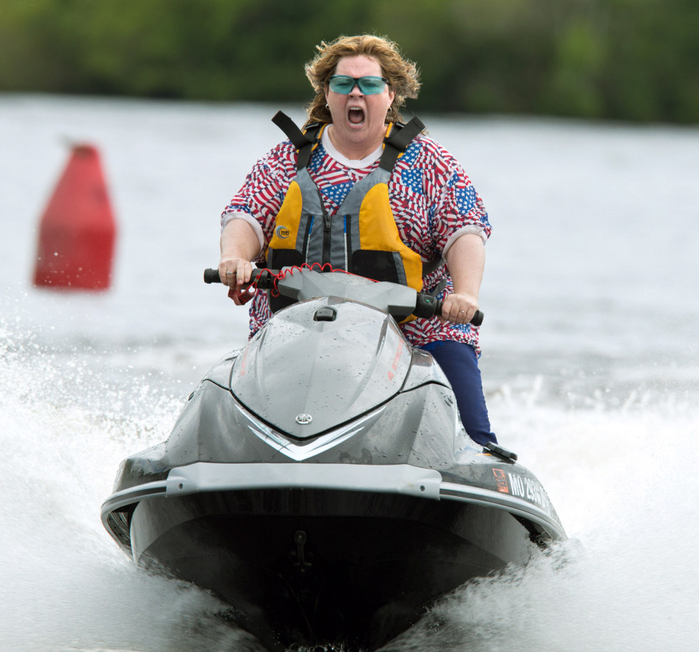 "Melissa McCarthy stars in ""Tammy,"" which was savaged by critics but still made $32.9 million in five days."