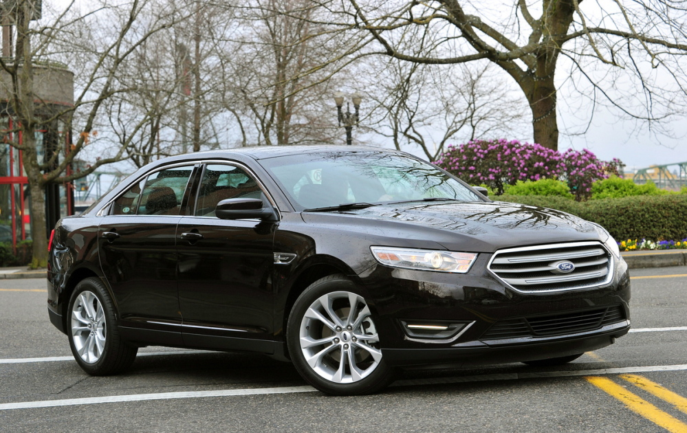 The 2013 Ford Taurus is among the models included in a new recall.