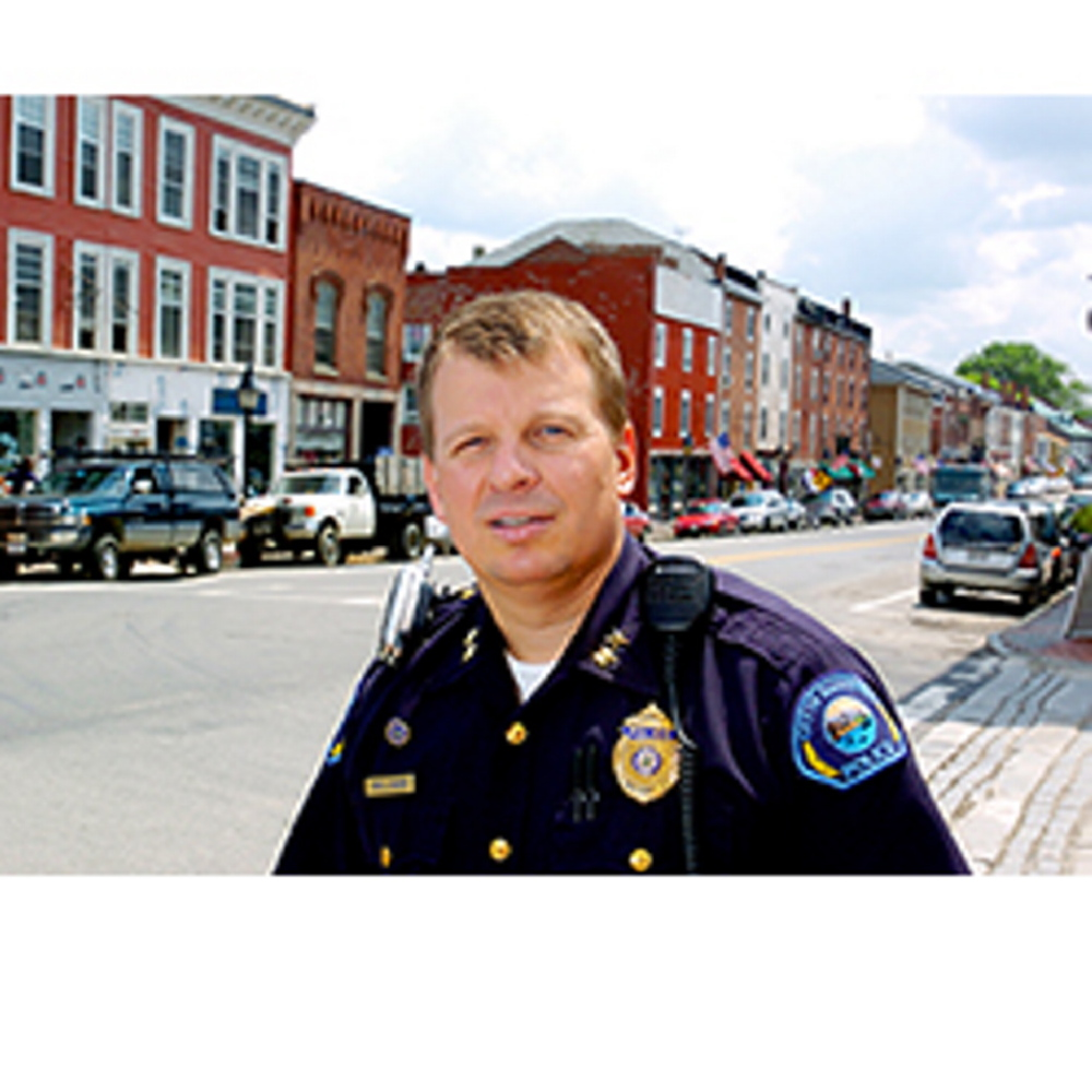 Rome Police Department >> Hallowell police chief subject of another sex claim - The Portland Press Herald / Maine Sunday ...