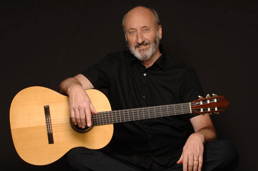 Noel Paul Stookey is at the Opera House at Boothbay Harbor on Saturday.