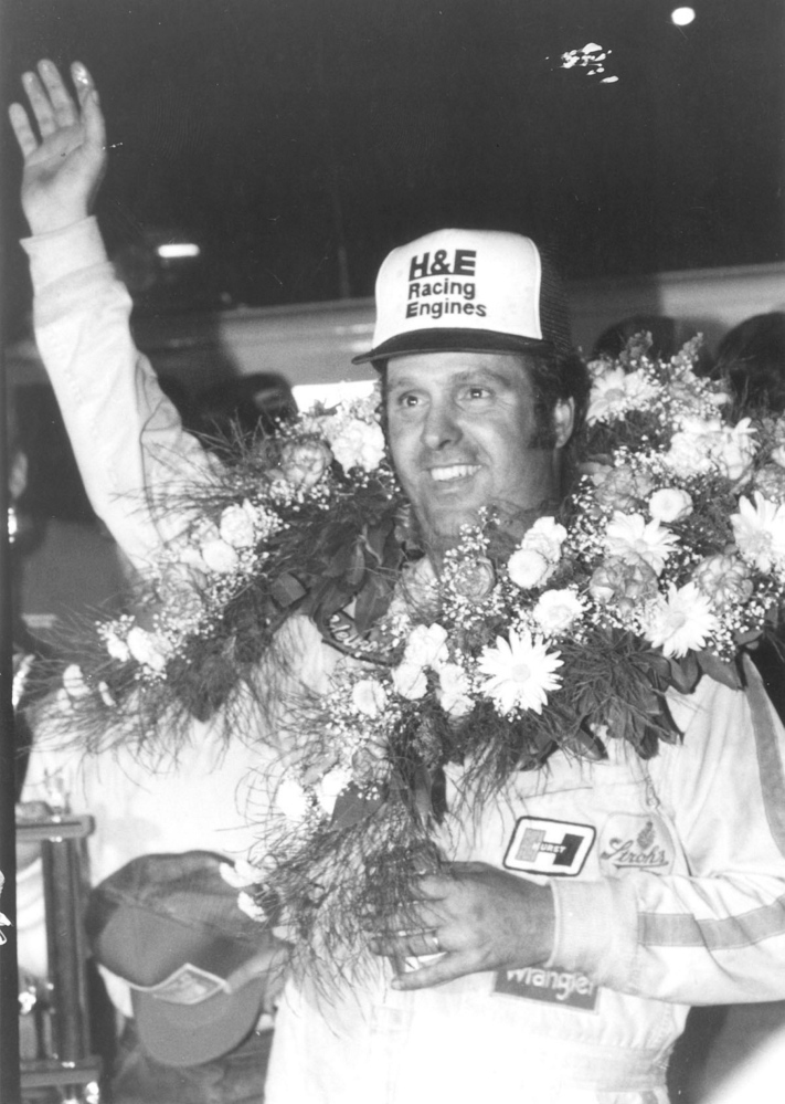 Mike Rowe became the first Maine native to win the Oxford 250 when he beat a star-studded field in 1984. He has won the race two more times since, in 1997 and 2005.