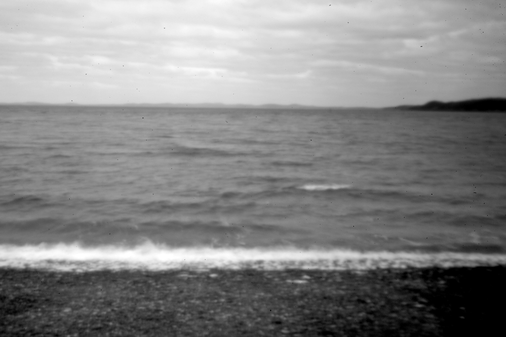 "With Deer Island in New Brunswick on the horizon, the ocean waters of Passamaquoddy Bay lap against the shore at Pleasant Point. At Indian Township, Gov. Bobby Newell says he ""got caught in the political crossfire by ambitious people"" who wanted his job."