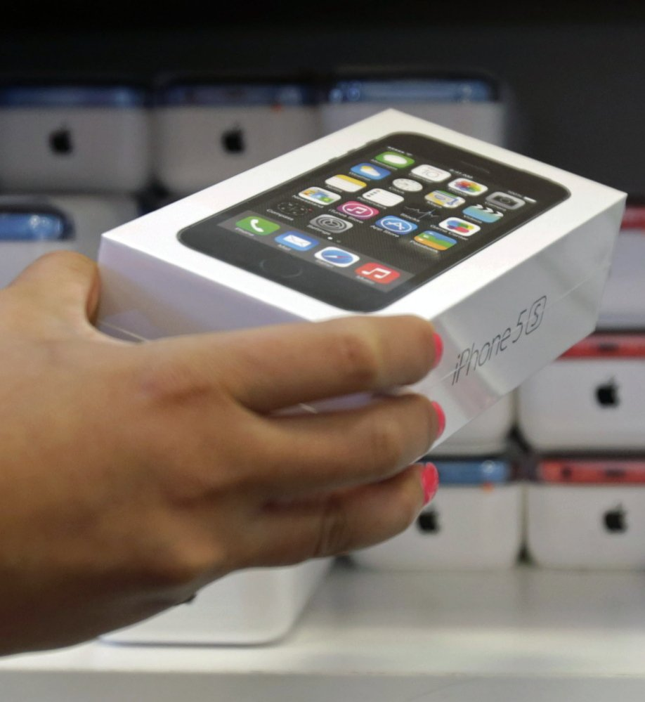 The iPhone 5's 4-inch display could be dwarfted by the next generation of the popular device, if early reports are accurate.