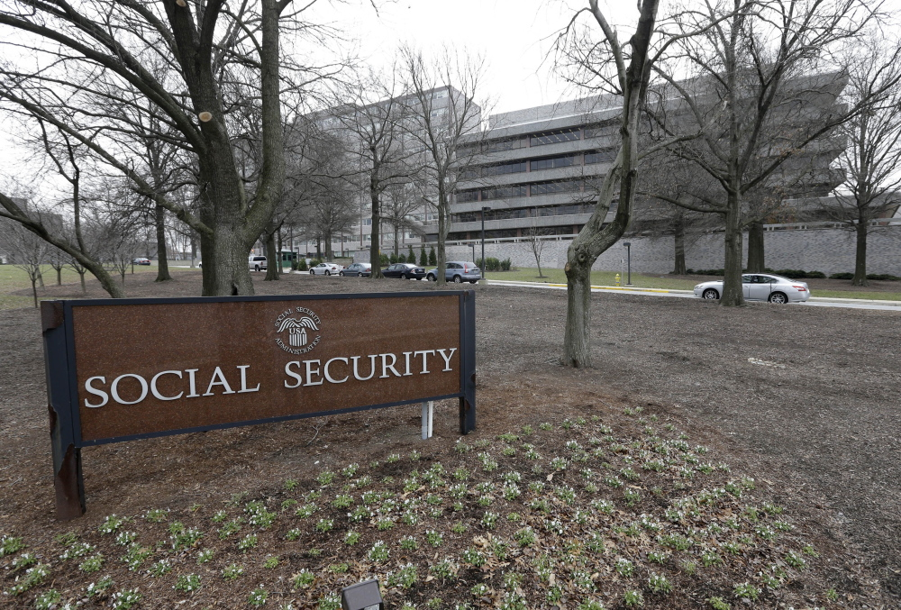 Social Security Administration's main campus in Maryland.