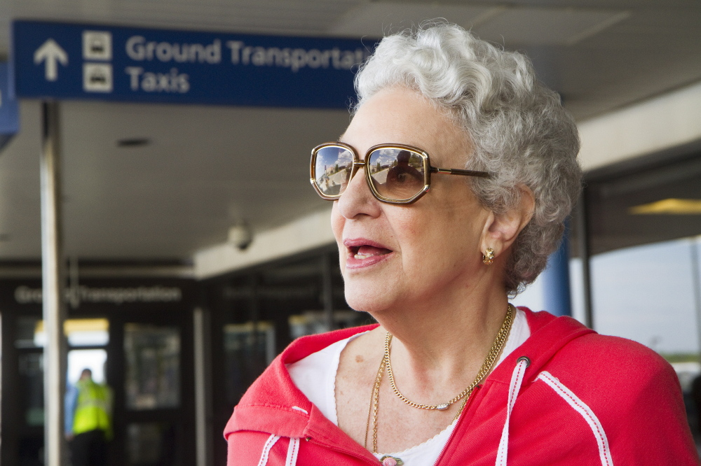 "Harriett Lane wasn't concerned about flying Thursday from New York City to Portland's jetport, and she's still heading to Italy next week. As for her plans to fly to the Czech Republic later this year: ""OK so far. Tomorrow, I might change my mind."""