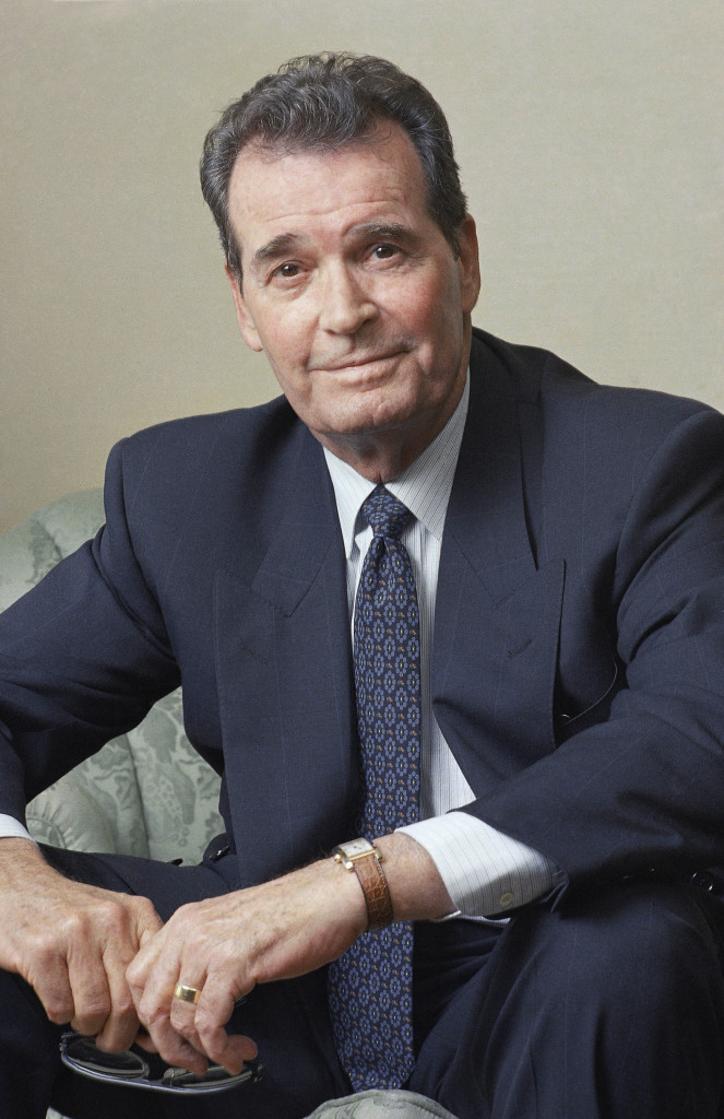 Actor James Garner poses during an interview in New York in this June 2, 1989  photo.  The Associated Press