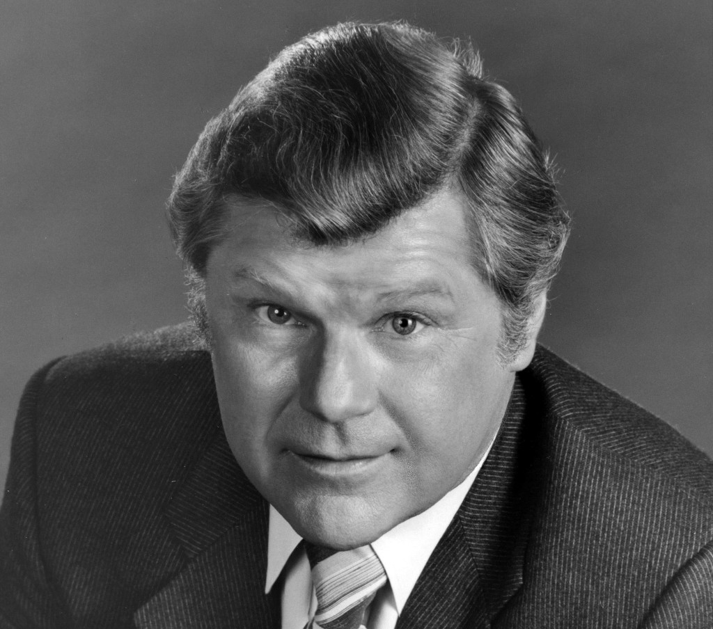 Actor Bob Hastings was a cast member on the daytime series