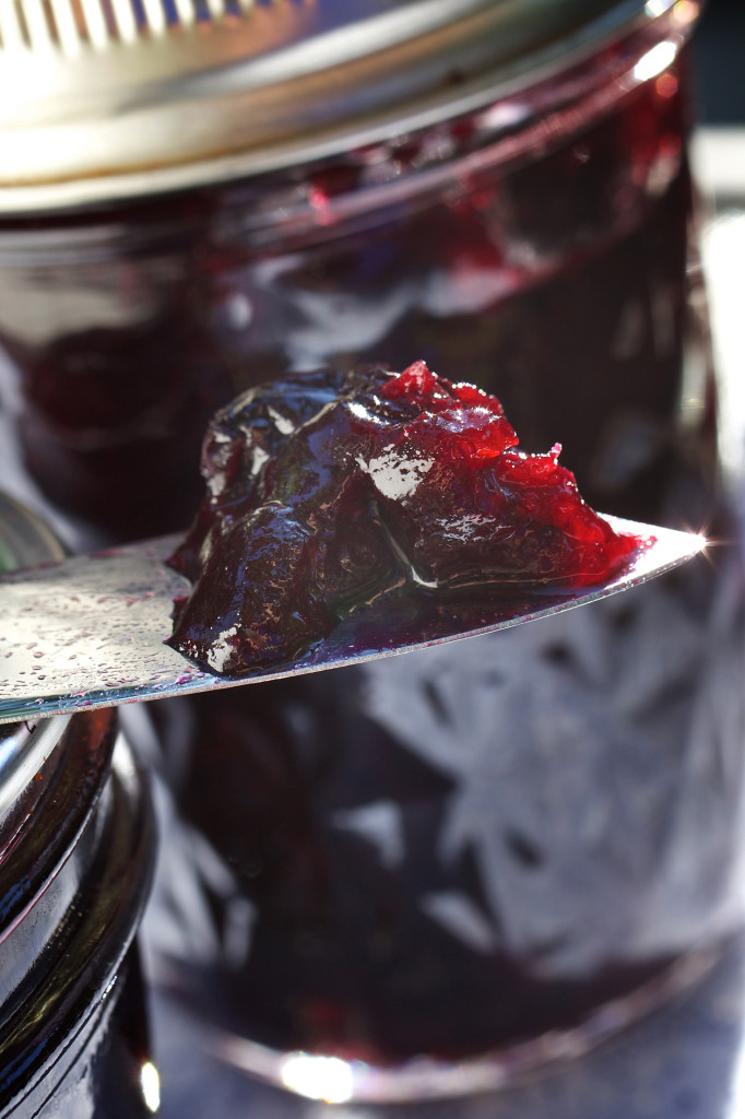 Blueberry jam is one of the more foolproof preserves to make.