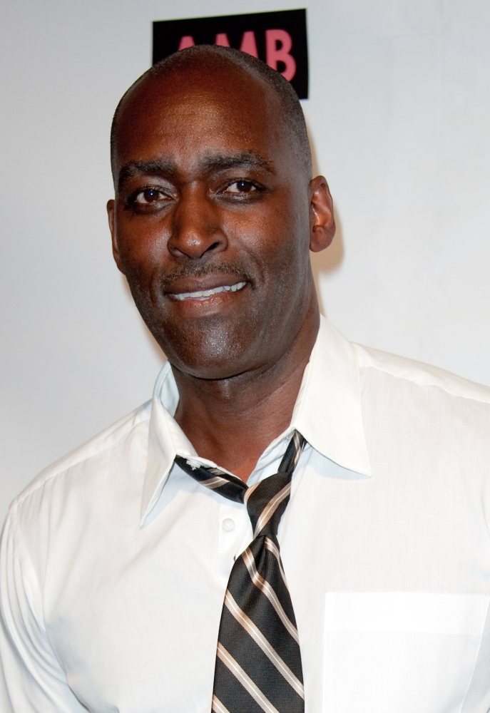 Michael Jace is accused of shooting his wife, April Jace, 40, to death May 19 in their Los Angeles home.
