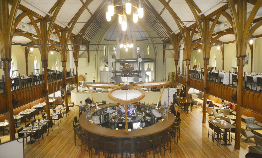 Dine Out Maine: Grace in Portland - The Portland Press ...