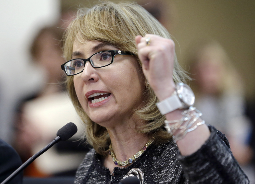 Former Arizona Congresswoman Gabrielle Giffords will visit Maine on Saturday to help raise money for Democrat gubernatorial hopeful Mike Michaud.
