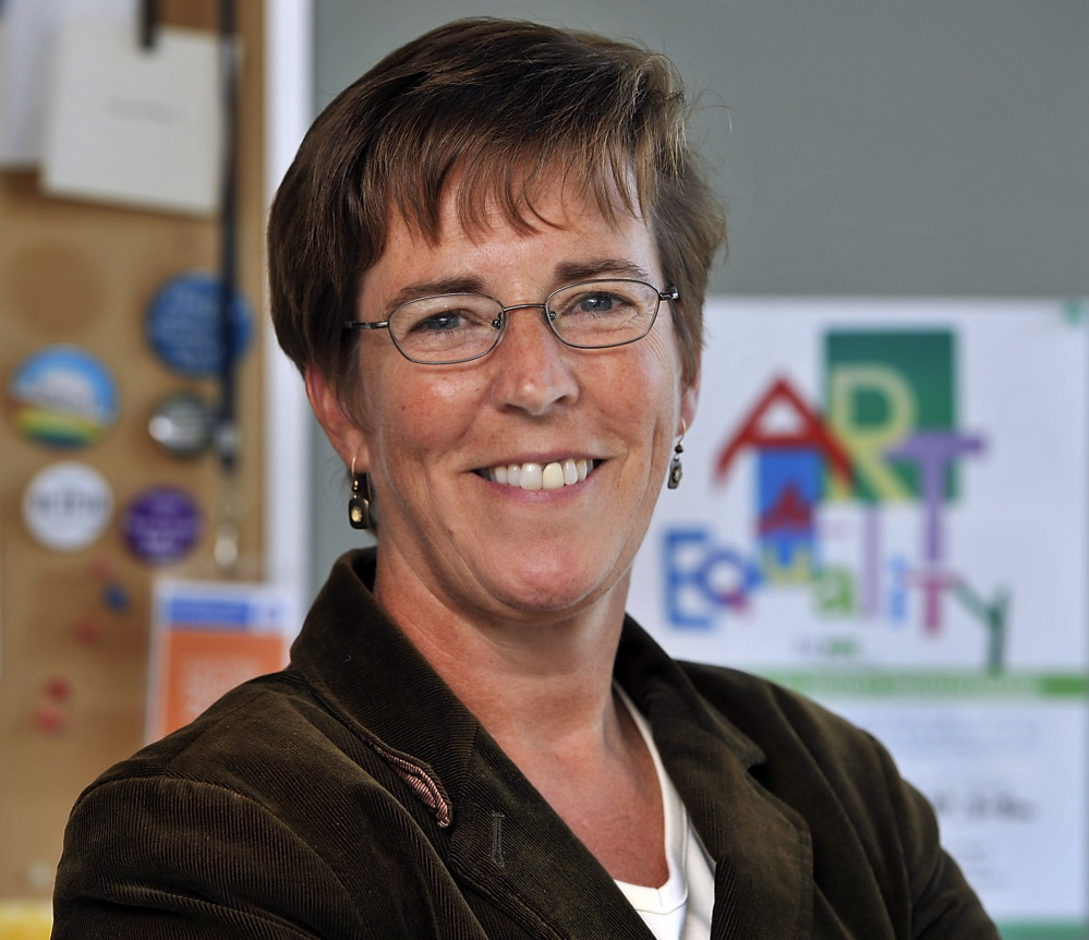 Betsy Smith, who stepped down as director of Campaign for Maine last month, said the decision