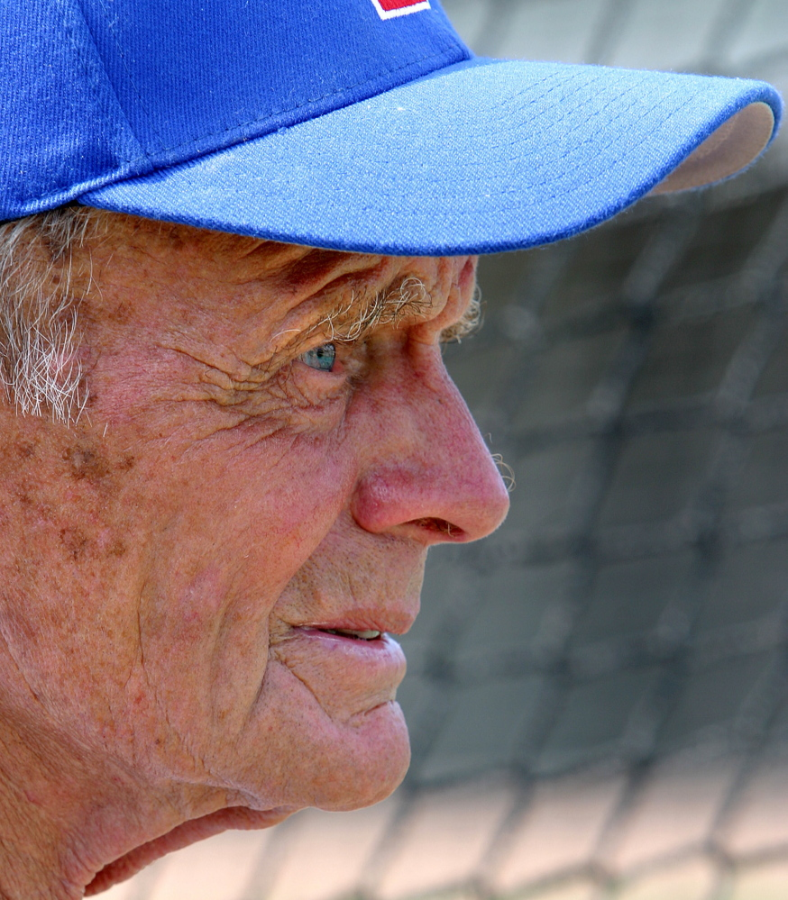 John Winkin died at age 94 and the legendary coach will be honored at a memorial on Sunday in Waterville.