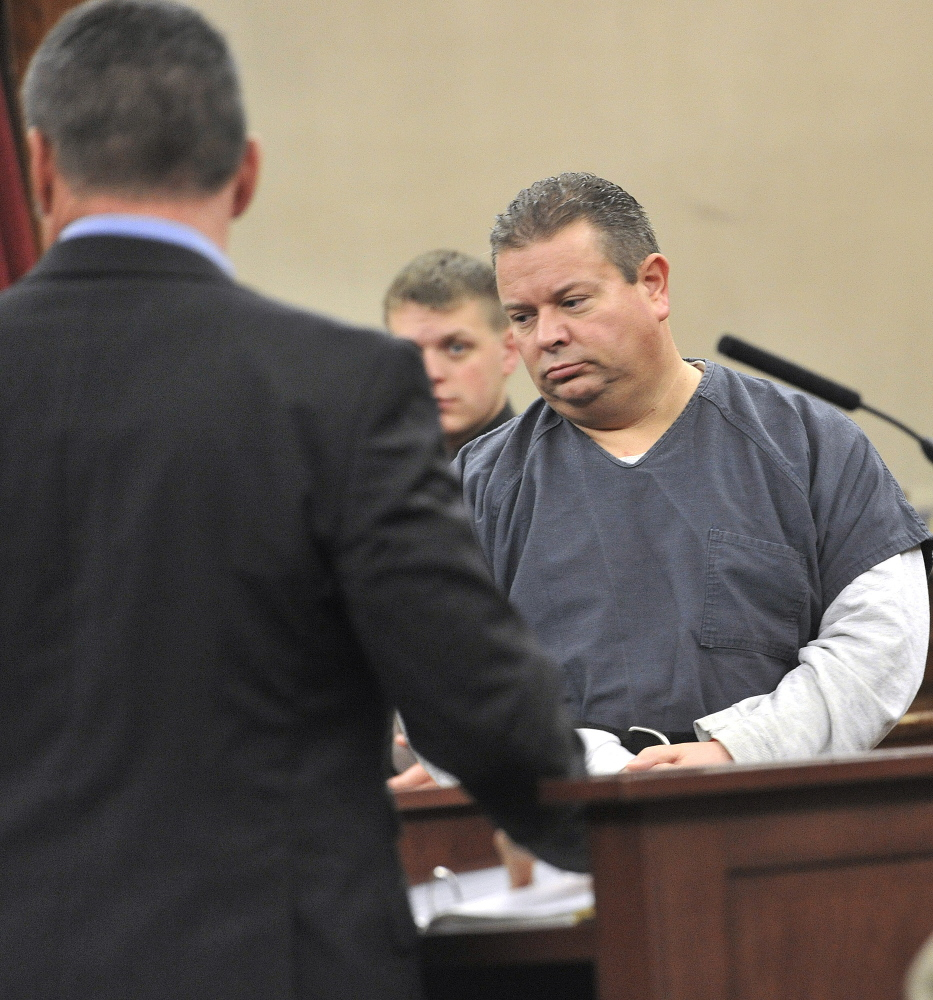 Todd Gilday, who pleaded guilty to murder and attempted murder, is being sued by the husband of the woman he murdered.