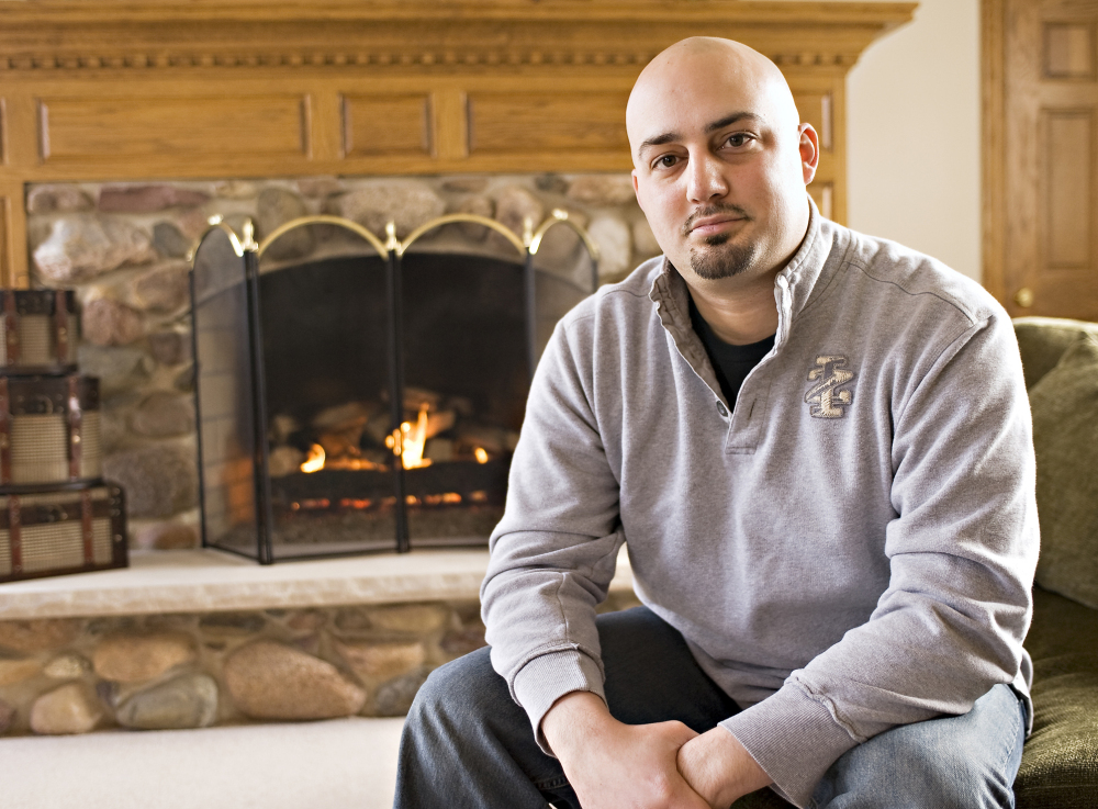 "Abe Mashal, seen in his home in St. Charles, Ill., is a plaintiff in a lawsuit that is spurring the Obama administration to ""endeavor to increase transparency"" regarding the no fly list."