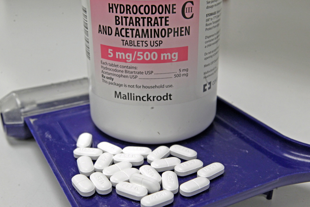 Vicodin, which contains hydrocodone, will soon be subject to the same prescribing restrictions as codeine and oxycodone.