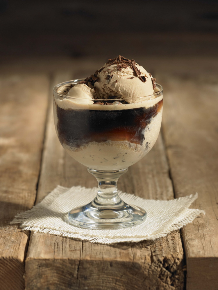 Guinness-Chocolate Chip Ice Cream