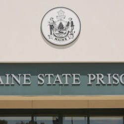 Maine State Prison in Warren, the state's largest, has a capacity of 916 inmates and a staff of 410 employees, according to the Department of Corrections website. The turnover rate among rookie guards is way too high at about 80 percent, says state Sen. Stan Gerzofsky.
