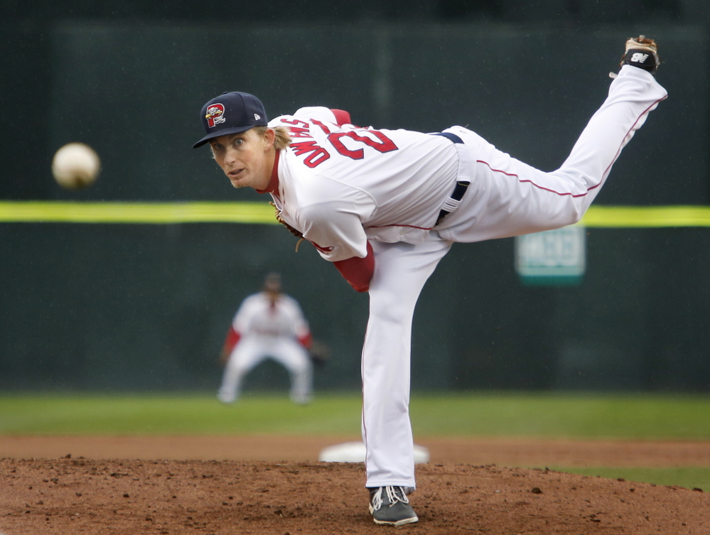 Henry Owens became the second straight Sea Dogs pitcher to be named the Eastern League's Pitcher of the Year, and the fourth overall.
