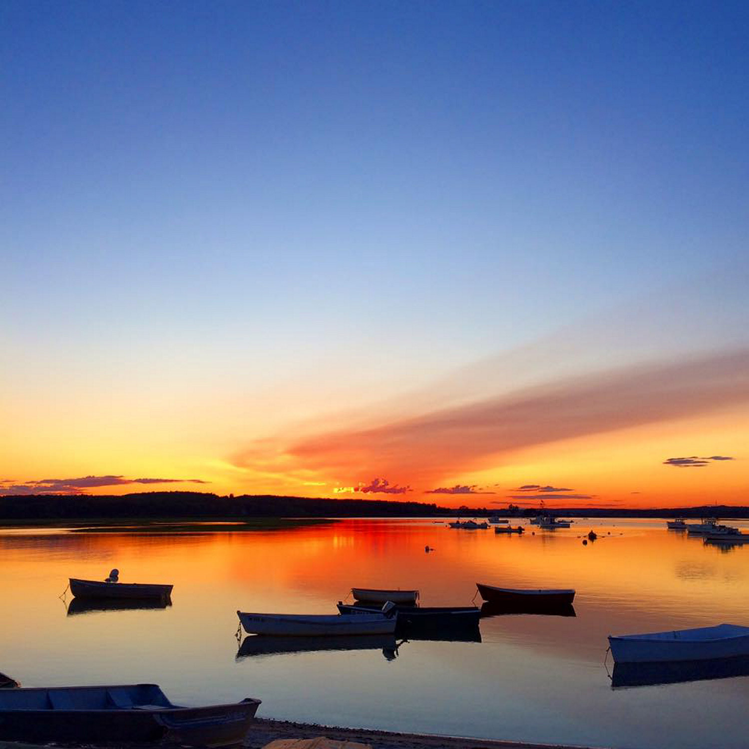 """Brian York of Scarborough sums up this Pine Point scene as """"Maine: The Way Life Is."""" And for the many out-of-staters visiting, the way they might wish life were wherever they will soon be returning. As the sign says near the Maine-New Hampshire border, worth a visit, worth a lifetime."""