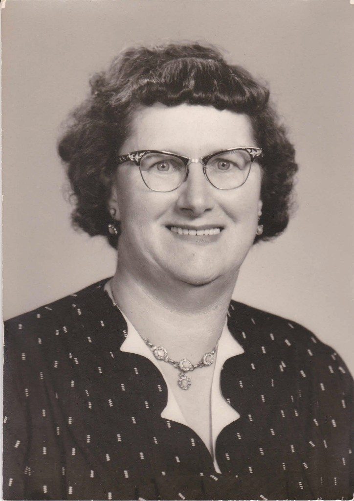 """Margaret """"Peggy"""" Tyrell, a lifelong Saco resident, devoted most of her life to the Way Way Store in Saco. Contributed photo"""